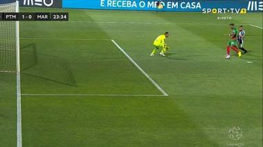 En video | El gol más tonto de la jornada futbolera en Europa