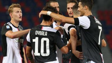 En video | Dybala afianza liderato de la Juventus con un golazo
