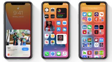 Apple presenta el iOS 14, su nuevo sistema operativo para iPhone