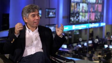 El periodista colombiano Daniel Coronell.