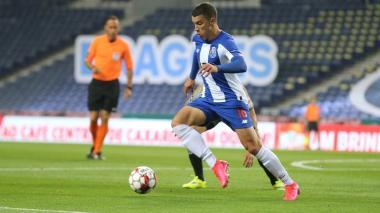 ¿Qué tal jugaron Díaz y Uribe en la goleada del Porto?
