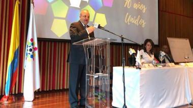 Jorge Enrique Vélez, presidente de la Dimayor.