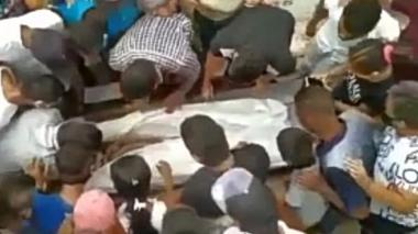 Anuncian cerco sanitario para los asistentes al sepelio en Malambo
