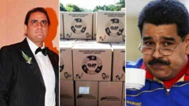 Cinco claves del papel de Saab en el plan de alimentos baratos de Maduro