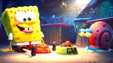 Película 'The SpongeBob Movie: Sponge on the Run' no se estrenará en cines