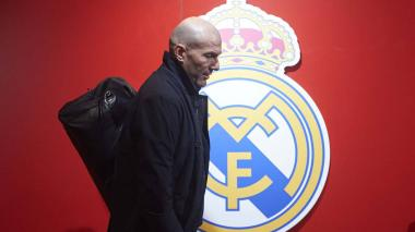 """""""¿Entrenador yo? Imposible""""; la cara desconocida de Zidane en su biografía"""
