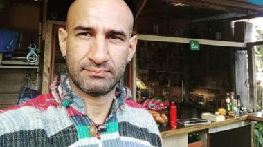 El docente Amhed Mauricio Escallón Gamarra, de 44 años, asesinado el 4 de mayo del 2019 en el barrio Cañahuate de Valledupar.