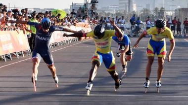 Se aplaza Mundial de Patinaje de velocidad y hockey en línea en Colombia