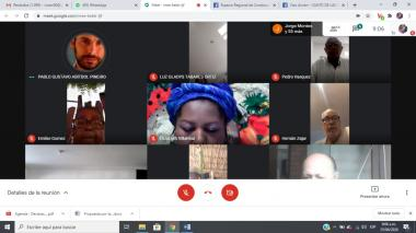 El grupo de defensores sociales hizo un pronunciamiento virtual este jueves.