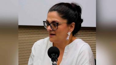 Mónica Fadul, directora de Fenalco Bolívar.