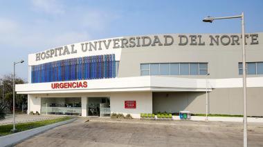 Hospital Universidad del Norte dice que tiene todas las camas UCI ocupadas