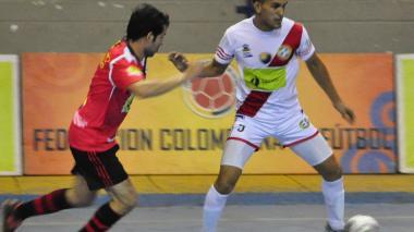 El fútsal colombiano viene contando con un campeonato nacional desde 2011.