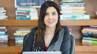 María Victoria Angulo, ministra de Educación Nacional.