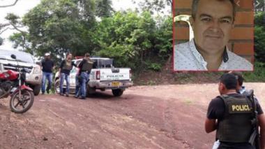 El ganadero Juan Pablo Castillo fue secuestrado en su finca en zona rural de San Martín (Sur del Cesar).