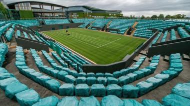 Wimbledon minimiza sus pérdidas durante la pandemia