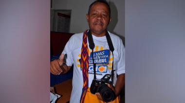 En delicado estado de salud el fotógrafo José Iguarán
