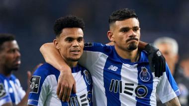 El FC Porto de Luis Díaz gana y encarrila el título de Liga en Portugal