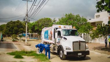 Ocho zonas de Barranquilla cambian frecuencia de recolección de residuos