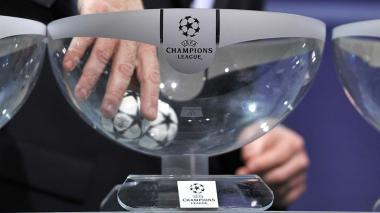 Sorteo de la 'Champions' y de Liga Europa se realizarán el 10 de julio