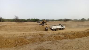 22 comunidades wayuu beneficiadas con la construcción de jagüeyes