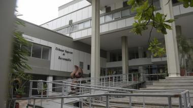 Aíslan al Tribunal Superior de Barranquilla por sospecha de COVID-19