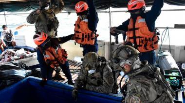 EE.UU. decomisa 7,5 toneladas de cocaína en operación conjunta con Colombia