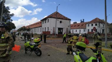 En video   Caen 8 del ELN por atentado a la General Santander