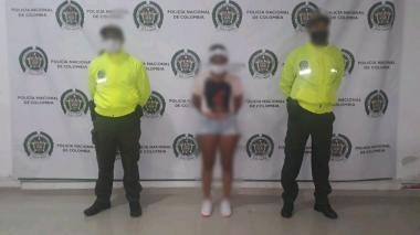 Capturan a mujer por crimen de la líder María del Pilar Hurtado