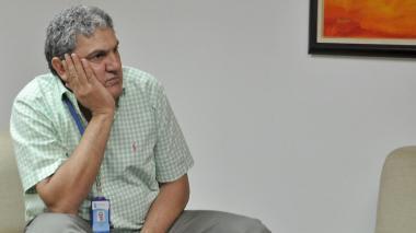 Luis Eduardo Gutiérrez Aroca, capturado.