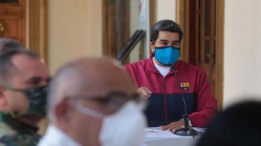Maduro estima que COVID-19 estará controlado antes de comicios de diciembre