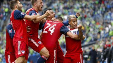Los seis positivos al COVID -19 del FC Dallas encienden las alarmas en la MLS