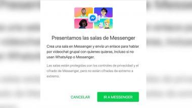 Revolución de Whatsapp, a la conquista de Zoom y Meet