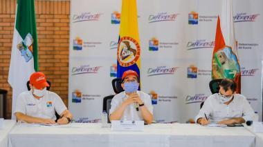 Sucre y Sincelejo piden apoyo a Minsalud para enfrentar COVID