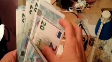 Detenidos en España dos falsificadores de billetes de banda colombiana