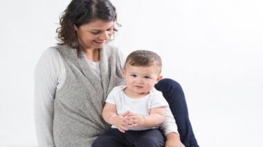 Vanessa Velásquez, experta en maternidad y lactancia.
