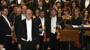 Muere el emblemático director de orquestas Ennio Morricone