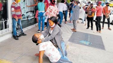 Identificación de cuerpos, un calvario para familias