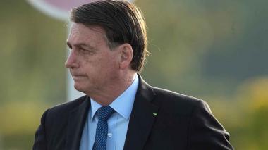 Presidente de Brasil da positivo para coronavirus