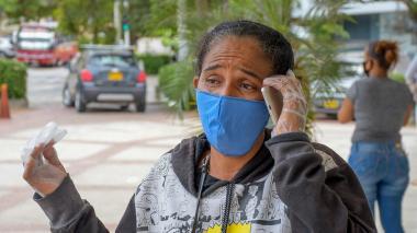 En video | La esperanza de una madre en medio de la tragedia