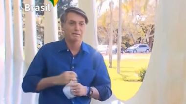 Periodistas demandarán a Bolsonaro por ponerlos en riesgo en anuncio de COVID
