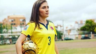 """""""Seguiré vinculada al fútbol femenino en Colombia"""": Natalia Gaitán"""