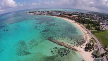 Isla de San Andrés apuesta por el medioambiente cambiando a LED