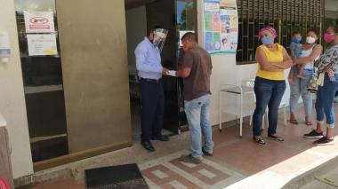 Agreden a personal médico de una clínica de Riohacha