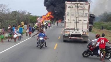 Declararon la calamidad pública para atender afectados de Tasajera
