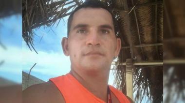 Nelson Zabala, fallecido en Bogotá.