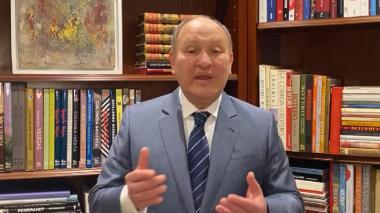 Alberto Rojas Ríos, presidente Corte Constitucional