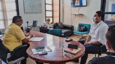 Alcaldía de Riohacha busca recursos de regalías para enfrentar la COVID-19