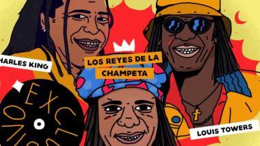 Hoy, a las 7:00 p.m., encuentro de los reyes de la champeta