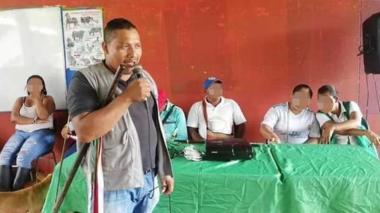 Asesinan a líder indígena en el municipio de Tumaco, en Nariño