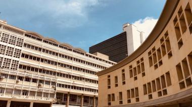 Edificios donde funcionan la Dirección Seccional de la Rama Judicial y el Centro De Servicios Administrativos de Barranquilla.